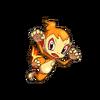 노부나가의 야망에서의 불꽃숭이