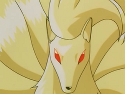 Mansion Owner Ninetales Psychic