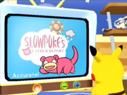 Slowpoke's Weather Report