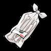 가느다란뼈 공식 일러스트
