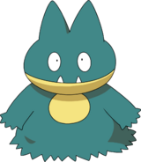 446Munchlax DP anime