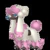 676Furfrou Matron Trim Pokémon HOME