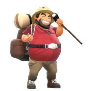 Hiker Master VS PE