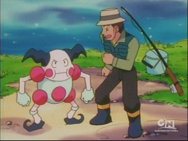 Toku's Mr. Mime
