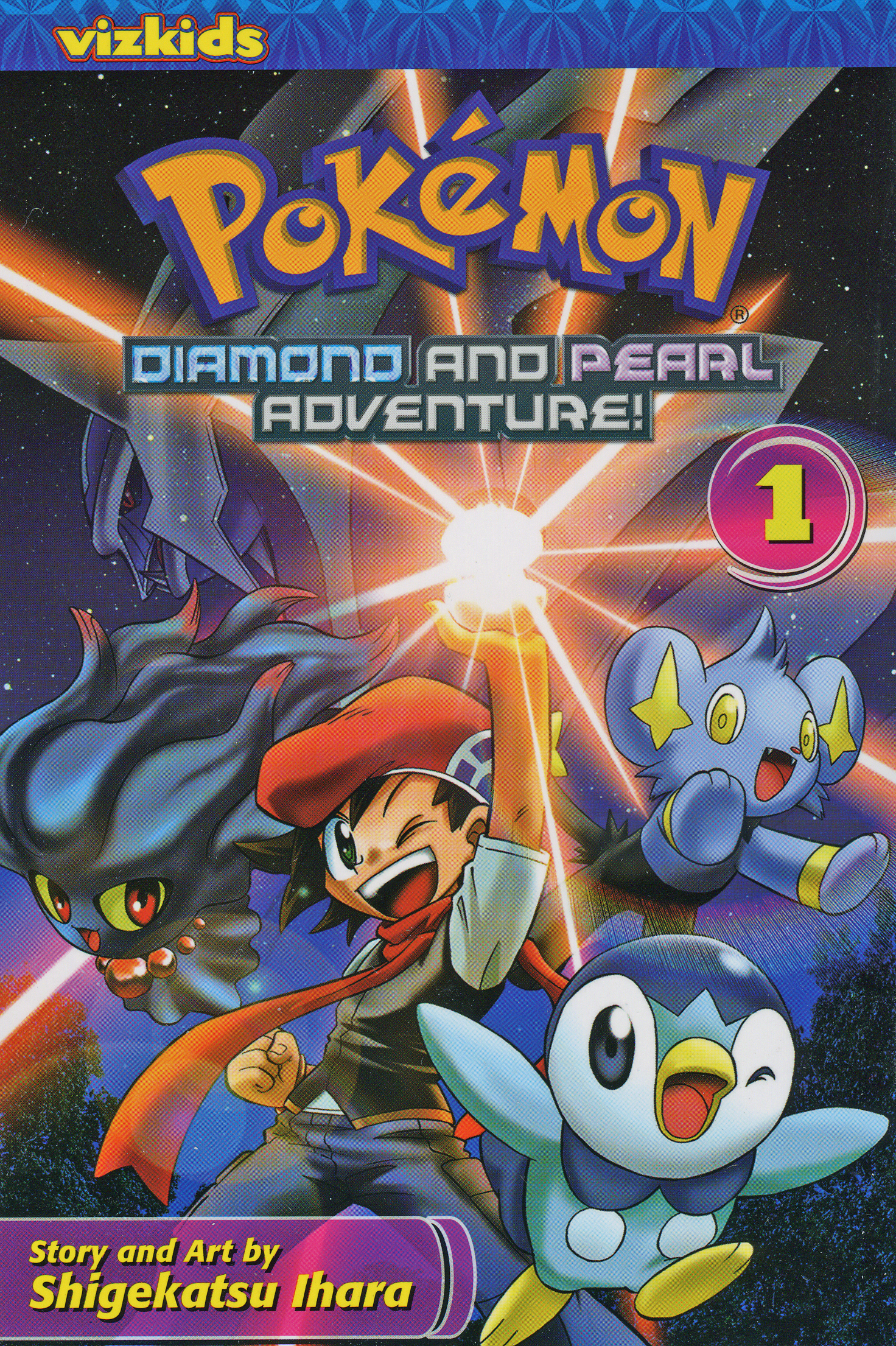 pokémon diamond and pearl adventure!: volume 1 | pokémon wiki