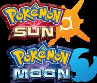 Pokémon Sun Moon logo