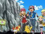 XY041: Een Pokémon-Oriëntatieloop in de Mist!