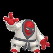 538Throh Pokémon HOME