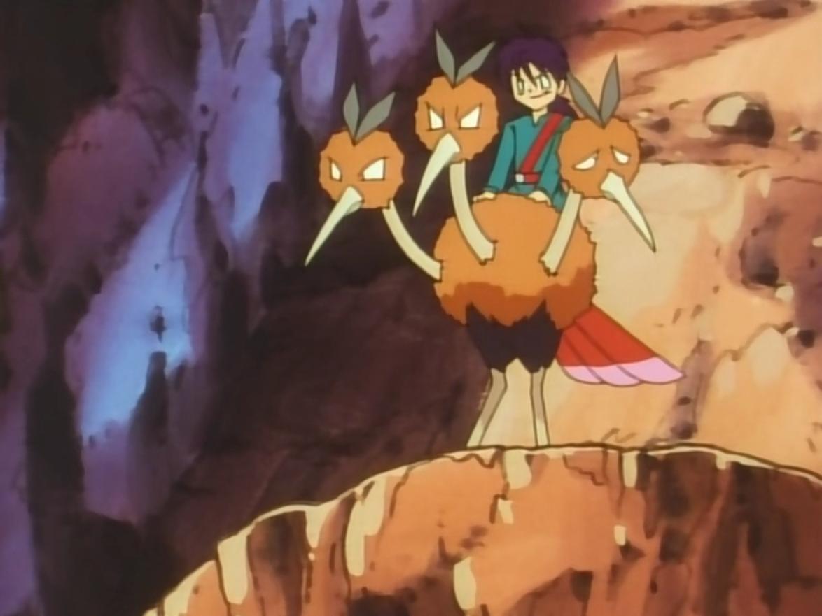 Dario's Dodrio | Pokémon Wiki | FANDOM powered by Wikia