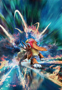 Entei Sun and Moon Lost Thunder