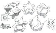 Gible male concept 2