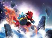 Groudon Call of Legends