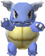 008Wartortle Pokemon Stadium