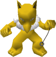 097Hypno Pokemon Stadium