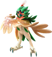 Decidueye (Pokkén Tournament DX)
