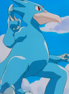 Misty Golduck