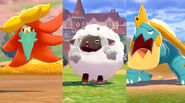 Pokémon Sword & Shield Pokémon