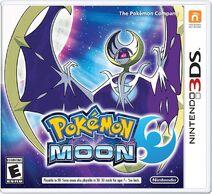 Pokemon Moon (NA)
