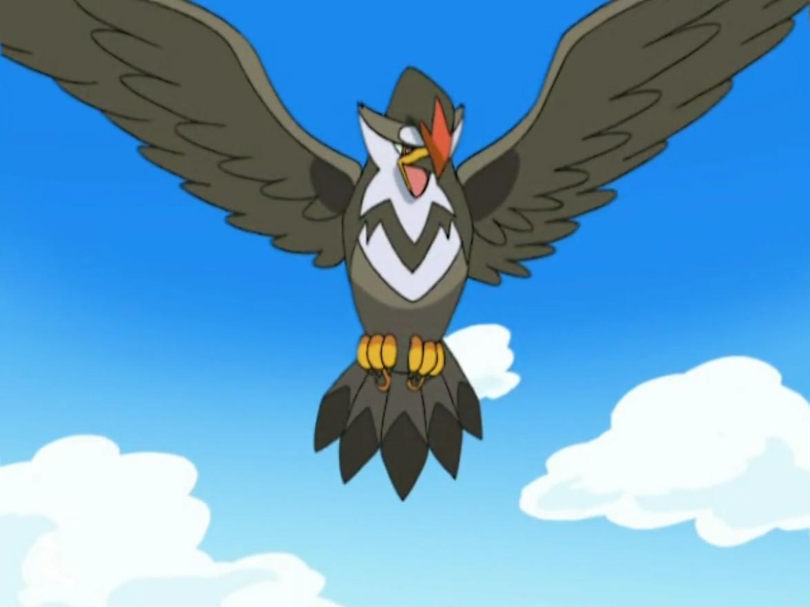pokemon staraptor