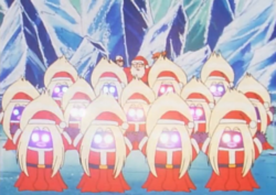 Santa Claus Jynx Psywave