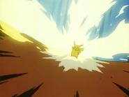 Ash Pikachu Thunder Shock
