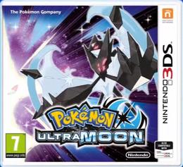 Caràtula Pokémon Ultralluna