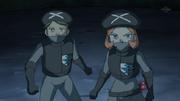 애니메이션에서의 플라스마단 조무래기