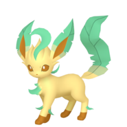 470Leafeon Pokémon HOME