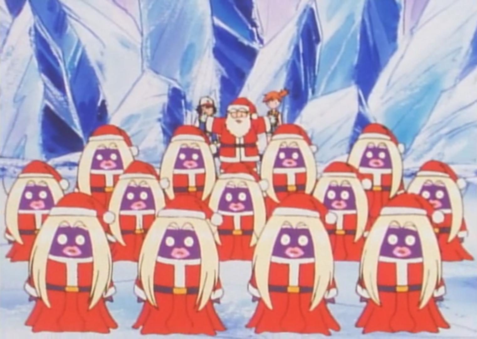 Santa Claus Jynx
