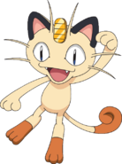 052Meowth DP anime