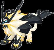 800Necrozma Dusk Mane Pokémon HOME
