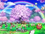 Zeven-Kleuren van de Regenboog