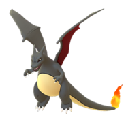 Charizard GO Shiny