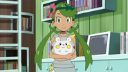 Mallow and Togedemaru
