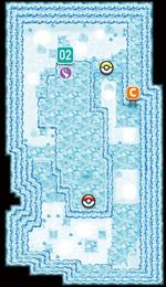 ORAS 여울의 동굴 지하얼음방