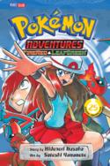 Viz Media Adventures volume 25