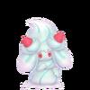 869Alcremie Mint Cream Strawberry Sweet Pokémon HOME
