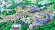 Anville Town anime