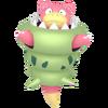 080Slowbro Mega Pokémon HOME