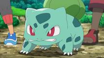 Ash Bulbasaur