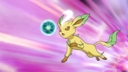 Zoey Leafeon Energy Ball