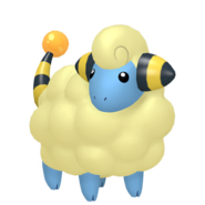179Mareep Pokémon HOME