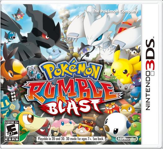 File:Pokémon Rumble Blast Boxart.png