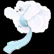 334Altaria Mega Pokémon HOME