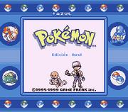 Pokémon Blau (Stadium 2)