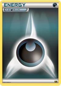 기본 악 에너지 제르네아스 EX+이벨타르 EX
