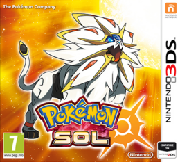 Caràtula Pokémon Sol