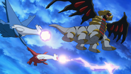Latias Dragon Pulse