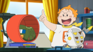 Sophocles Togedemaru and Charjabug