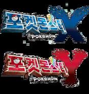 포켓몬스터 XY 로고